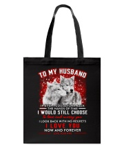 Wolf Husband Turn Back The Hands Of Time Mug Tote Bag thumbnail