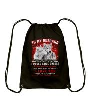 Wolf Husband Turn Back The Hands Of Time Mug Drawstring Bag thumbnail