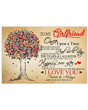 Family Once Upon A Time Love Girlfriend 17x11 Poster front