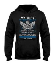 Viking Wife The Truth Hooded Sweatshirt thumbnail