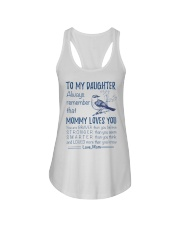 Bird Daughter Mom Mommy Loves You Ladies Flowy Tank thumbnail