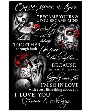 Skull Once Upon A Time Poster GG 11x17 Poster front