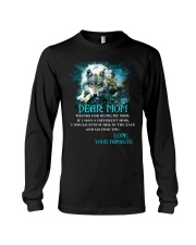 Thanks For Being Wolf  Long Sleeve Tee thumbnail