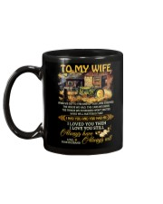 When We Get To The End Of Our Lives Together Mug back