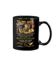 When We Get To The End Of Our Lives Together Mug front
