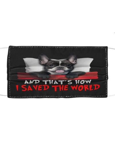 Dog French Bulldog How I Saved The World