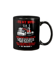 How Special You Are To Me Trucker Mug front