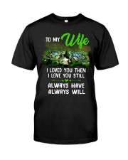 I Loved You Turtle  Classic T-Shirt thumbnail