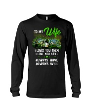 I Loved You Turtle  Long Sleeve Tee thumbnail
