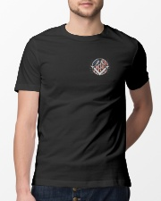 FREEMASON THE FEW THE PROUD THE HONORABLE Classic T-Shirt lifestyle-mens-crewneck-front-13
