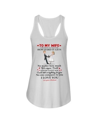 Family Wife No One Compares To You Mug CC