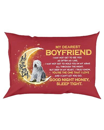 Sheepdog Boyfriend Sleep Tight