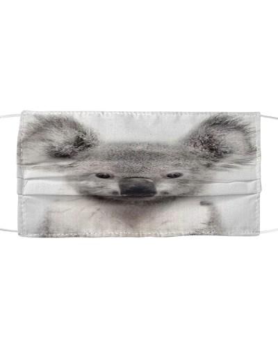 Koala Face Mask QH