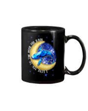 I Love You To The Moon And Back Hippie Mug front