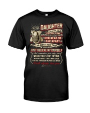 Veteran Near Or Far Apart Daughter Classic T-Shirt thumbnail