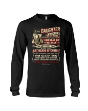 Veteran Near Or Far Apart Daughter Long Sleeve Tee thumbnail