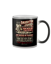 Veteran Near Or Far Apart Daughter Color Changing Mug thumbnail