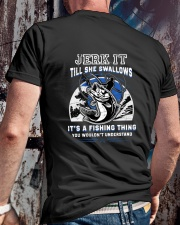 It's A Fishing Thing Fishing Classic T-Shirt lifestyle-mens-crewneck-back-2