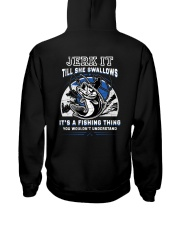 It's A Fishing Thing Fishing Hooded Sweatshirt thumbnail