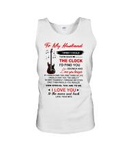 Instruments Guitar Husband Clock Ability Moon Unisex Tank thumbnail