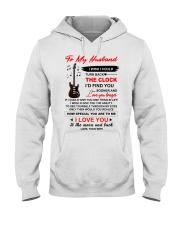 Instruments Guitar Husband Clock Ability Moon Hooded Sweatshirt thumbnail