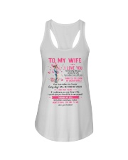 I Love You For Not Only Who You Are Family  Ladies Flowy Tank thumbnail