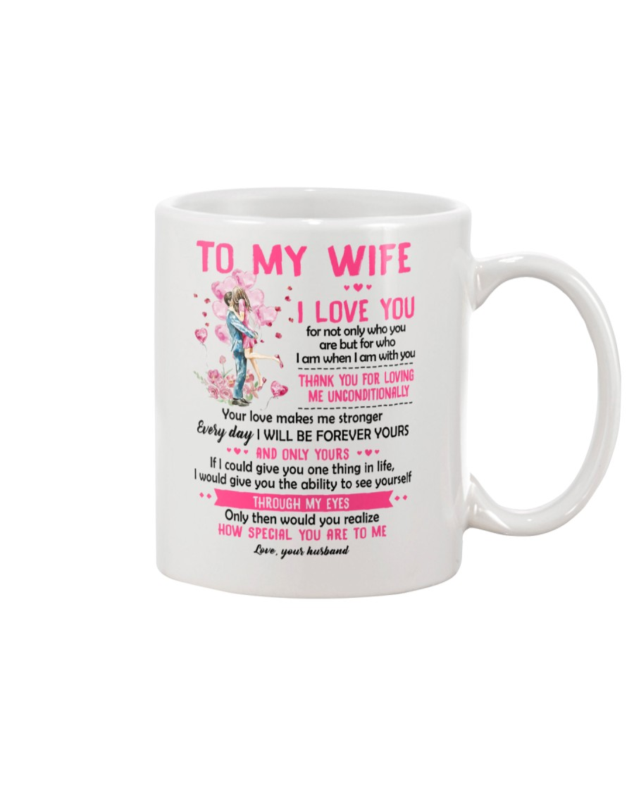 I Love You For Not Only Who You Are Family  Mug