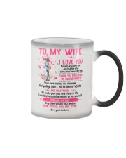 I Love You For Not Only Who You Are Family  Color Changing Mug thumbnail