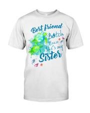 Best Friend Turtle Classic T-Shirt front