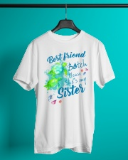 Best Friend Turtle Classic T-Shirt lifestyle-mens-crewneck-front-3