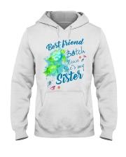 Best Friend Turtle Hooded Sweatshirt thumbnail