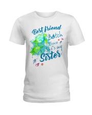 Best Friend Turtle Ladies T-Shirt thumbnail