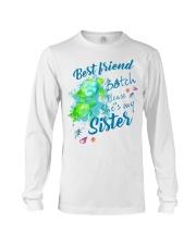 Best Friend Turtle Long Sleeve Tee thumbnail