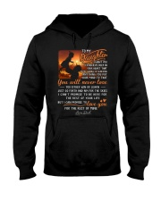 Daughter Aim For The Skies Hooded Sweatshirt tile