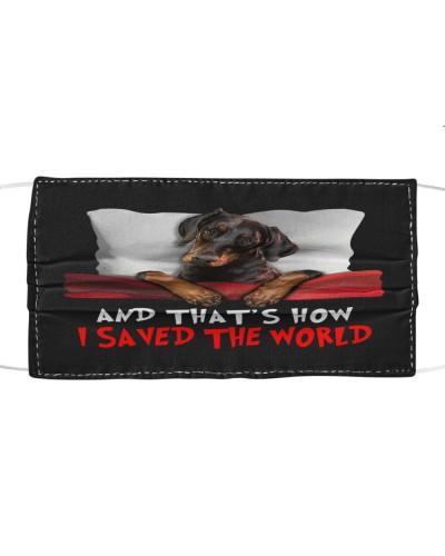 Dog Dobermann Pinscher How I Saved The World