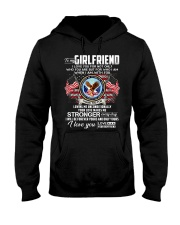 Veteran Love Makes Me Stronger Girlfriend Hooded Sweatshirt thumbnail