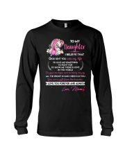 I Believe That God Sent You Into My Life Unicorn  Long Sleeve Tee thumbnail