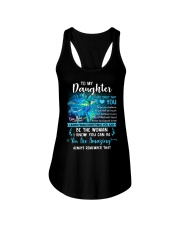 Be The Woman I Know You Can Be Turtle Ladies Flowy Tank thumbnail