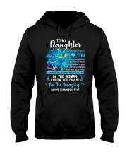 Be The Woman I Know You Can Be Turtle Hooded Sweatshirt thumbnail