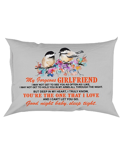 Girlfriend Wife Good Night Baby Sleep Tight