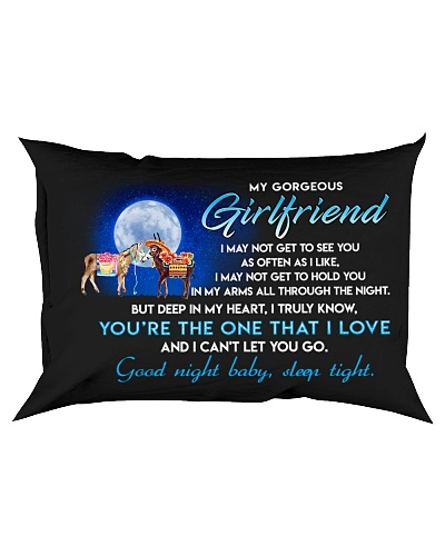 Donkey Girlfriend Sleep Tight