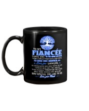 I Love You To The Moon And Back Viking  Mug back