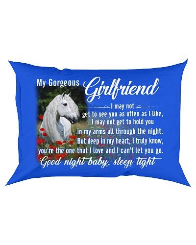 Horse Girlfriend Good Night Baby Sleep Tight
