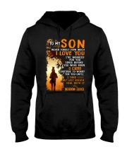 Deal With It Son Hooded Sweatshirt thumbnail