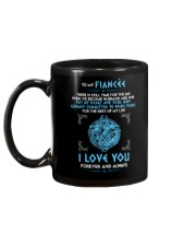 There Is Still Time For The Day Wolf  Mug back