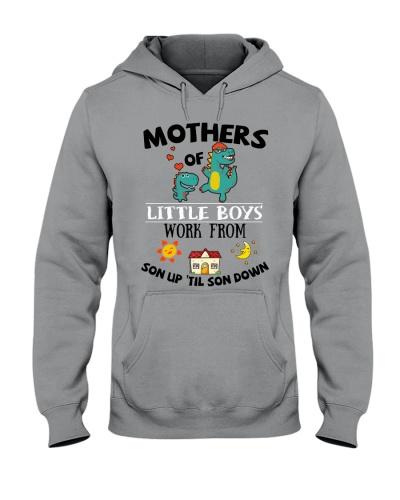Son Up 'Til Son Down Mothers Of Little Boys