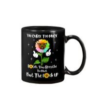 You Curse Too Much Funny Mug thumbnail