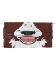 English Springer Spaniel Mouth Cloth face mask front