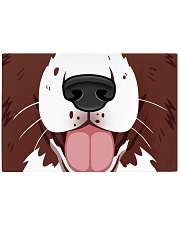 English Springer Spaniel Mouth Rectangle Cutting Board thumbnail