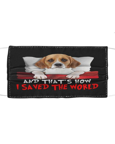Dog Beagle How I Saved The World